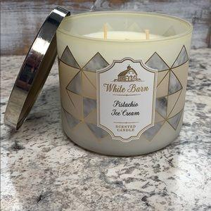 Pistachio Ice Cream 3 wick candle